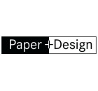 Paper + Design GmbH tabletop