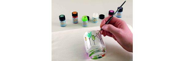 Glasmalfarbe / Porzellanmaler