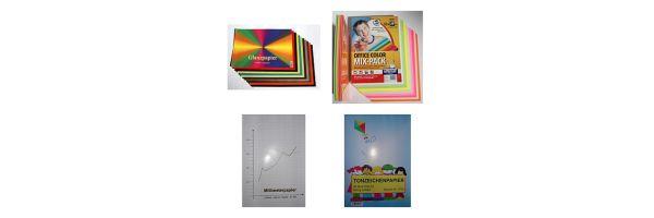 Papier - Karton - Umschlag - Krepp