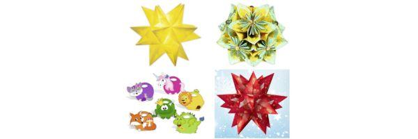 Faltpapiere - Origami - Aurelo Sterne