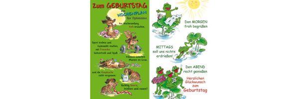 Franz Weigert Glückwunschkarten