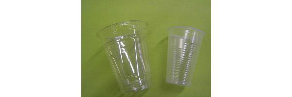Trinkbecher / Sektglas