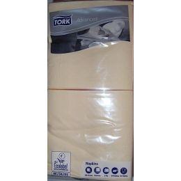 Tork Serviette ivory, 2 lagig, 24x24cm, 200 Stück