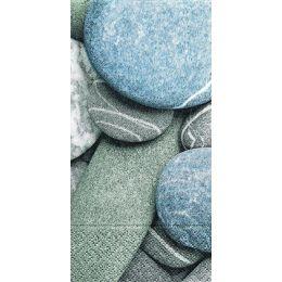 Comfortable Box Round stones