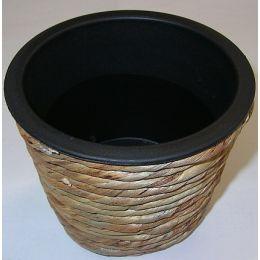 Pflanztopf Hyazinthe, natur, d=12 x 10cm, 1 Stück