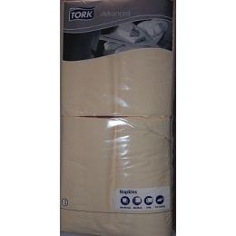 Tork Serviette ivory, 3 lagig, 33x33cm, 1/4 Falz, 250 Stück