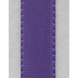 Taftband lila 25mm, 50m Spule