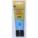 Home Design Schablonierfarbe, 75ml Tube, aquamarin, 1 Stück