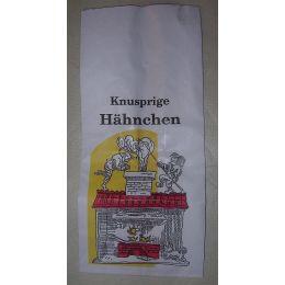Hähnchentüten, Max und Moriz, 3 lagig, 100 Stück