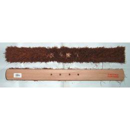 4-Loch Patent Saalbesen Kokos, 60cm, 1 Stück