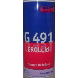 Buzil G 491 Erol cid 1 Liter