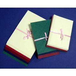 Le Suh Briefumschläge C6 & A5 Karten, 5 x 10 Stück