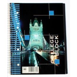 College Block A5 liniert, 80 Blatt, 1 Stück