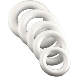 Styropor Ring 150 mm, 1 Stück