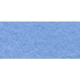 Bastelfilz Platte hellblau 30 x 40cm, 1 Stück