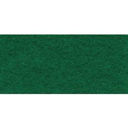 Bastelfilz Platte dunkelgrün 30 x 40cm, 1 Stück
