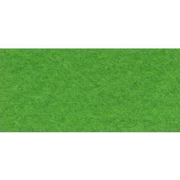 Bastelfilz Platte hellgrün 30 x 40cm, 1 Stück