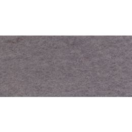 Bastelfilz Platte grau 30 x 40cm, 1 Stück