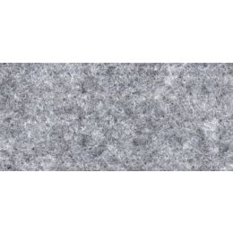 Bastelfilz Platte grau-meliert 30 x 40cm, 1 Stück