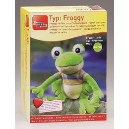 Creativ Set Frosch Froggy, 1 Stück