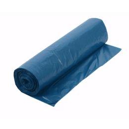 Abfallsack - Müllsack blau 70 Liter  575 x 1000mm Typ 70  LDPE, 25 Stück