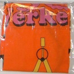 Werkenschürze orange 1 Stück