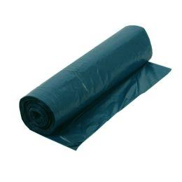 Abfallsack - Müllsack blau 120 Liter 700 x 1100mm Typ 60  LDPE, 25 Stück