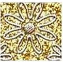 """Sticker Aufkleber """"Herzlichen Glückwunsch"""" 10x23cm, 1 Stück  gold / silber"""