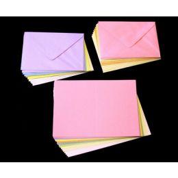 Le Suh Briefumschläge C6 & A5 Karten, 20 Stück