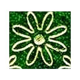 """Sticker Aufkleber """"Herzlichen Glückwunsch"""" 10x23cm, 1 Stück grün"""
