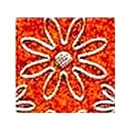 """Sticker Aufkleber """"Herzlichen Glückwunsch"""" 10x23cm, 1 Stück orange"""