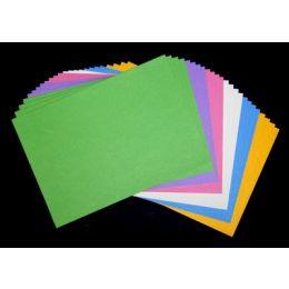Le Suh A5 Bastelkarton 6 Farben 240g/m², 24 Blatt