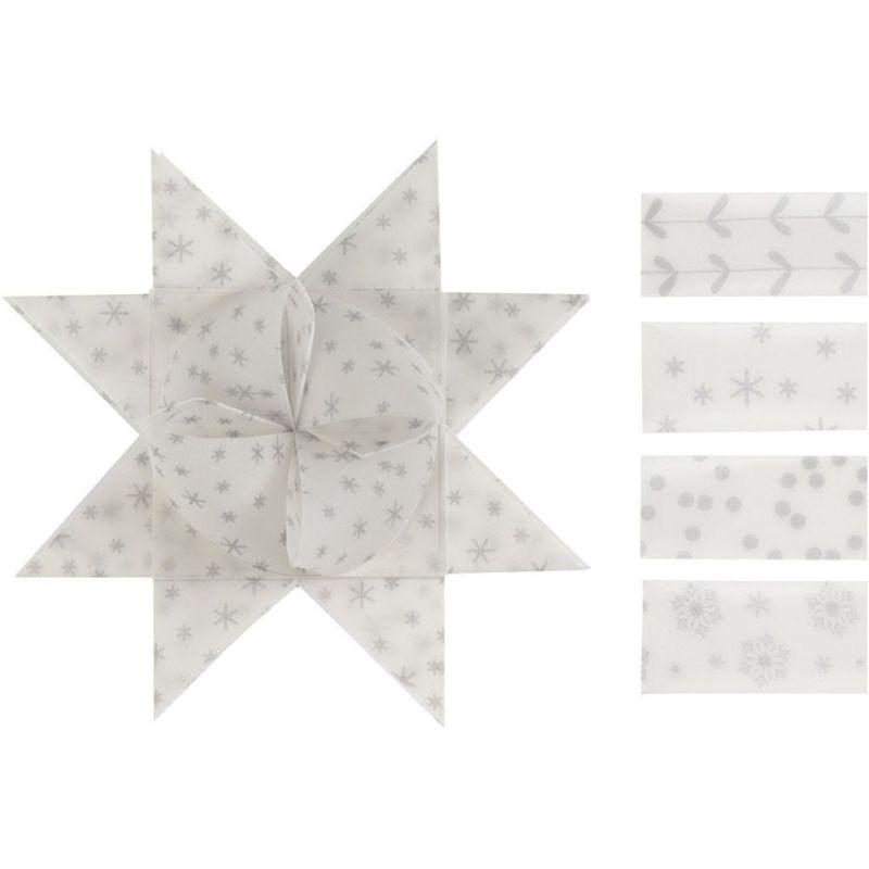 papierstreifen f r fr belsterne skagen 1 pack. Black Bedroom Furniture Sets. Home Design Ideas