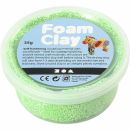 Foam Clay neon grün, 35g