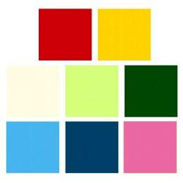 P + D Serviette Rainbow 3 lagig, 33x33cm, 1/4 Falz, 40 Stück