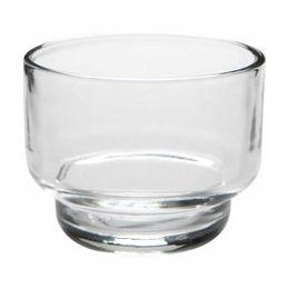 Teelichthalter d=6,5 x h=5,3cm, 12 Stück