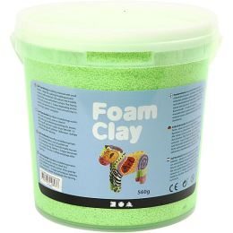 Foam Clay neon grün, 560g
