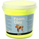Foam Clay neon gelb, 560g