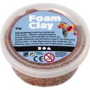 Foam Clay braun, 35g