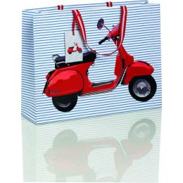 Geschenktasche Pemium Maxi Vespa, 1 Stück