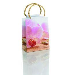 Geschenktasche Pemium Midi Orchid, 1 Stück