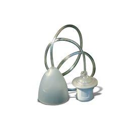 creapop pendelleuchte 1m kabel weiss 1 st ck. Black Bedroom Furniture Sets. Home Design Ideas