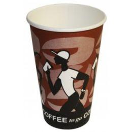 Coffee Cup 400ml / 16 oz mit Druck, 50 Stück