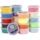 Silk Clay Basic Set 1+2 - 20 x 40g Dosen, 1 Set