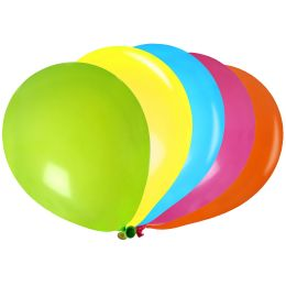 Luftballon farbig sortiert, 25 Stück