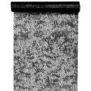 Tischläufer Fantaisie brillant schwarz 28cm x 5m, 1...