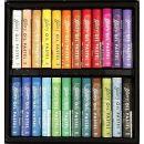 Gallery Ölpastellkreide 24 sortierte Farben, 1 Pack