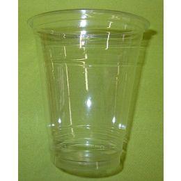 Trinkbecher 400ml transparent, 70 Stück