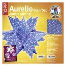 Aurelio Stern Set GLORIA 20 x 20cm 110g, 33Blatt