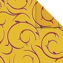 Aurelio Stern Set BAROCK gold Transparentpapier 14,8 x...